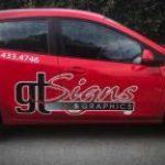 company graphics vehicle logo