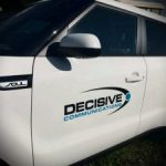 cut vinyl graphics vehicle wraps