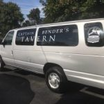 cut vinyl lettering for vehicle