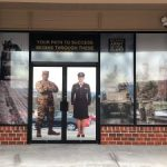 perforated vinyl printed for windows